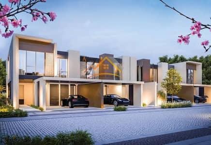 3 Bedroom Villa for Sale in Dubailand, Dubai - JUST AED2.2.M CORNER UNIT 4BR VILLA IN CHERRYWOODS FACING PARK