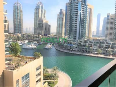 2 Bedroom Flat for Rent in Dubai Marina, Dubai - No Commission| Marina View| Chiller Free| Free Maintenance