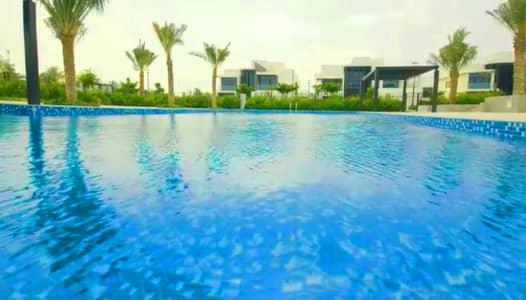 فیلا 5 غرف نوم للايجار في جزيرة السعديات، أبوظبي - POOL&FULLY LANDSCAPED!!! NEW LUXURY 5B+MAIDS VILLA!! BEST LOCATION!