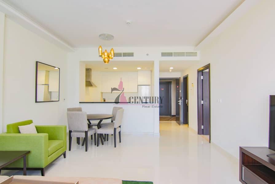1 Bedroom Apt   Big Space   Fully Furnished