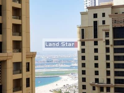 فلیٹ 4 غرف نوم للايجار في جميرا بيتش ريزيدنس، دبي - JBR SADAF 8|4 BEDROOM+ STUDY |HIGH FLOOR|110KONLY