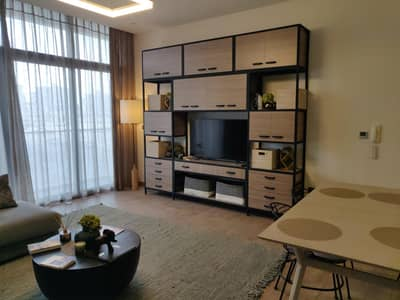 فلیٹ 1 غرفة نوم للبيع في مدينة دبي الرياضية، دبي - 1BR spacious Layout | Infinti Pool and Open View