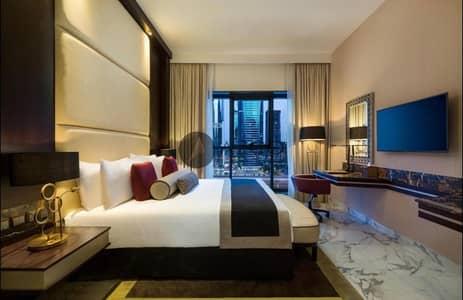 شقة 1 غرفة نوم للبيع في دبي مارينا، دبي - Fully Furnished I Prime Location I Refined Living
