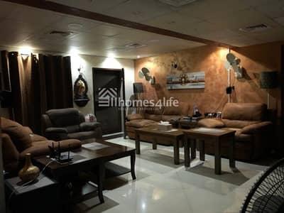 LARGE 4 BEDROOM VILLA FOR RENT IN RASHIDIYA