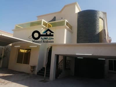 For rent a villa in Ajman in the Rawda area, a very excellent location and close to services