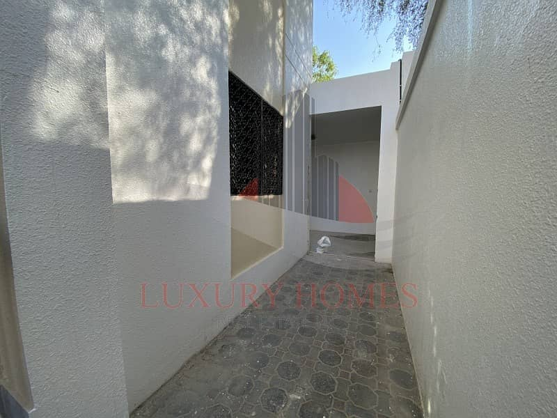 20 Duplex Offering Small Backyard and a Balcony