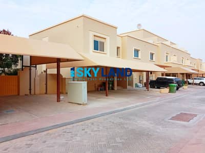 2 Bedroom Villa for Sale in Al Reef, Abu Dhabi - Best Investment ! 2BR Single Row