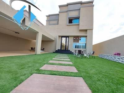 فیلا 4 غرف نوم للبيع في الياسمين، عجمان - بسعر لقطه بدون دفعه مقدمه لعشاق الفخامة والسكن الراقي للبيع فيلا بناء شخصي بافضل التشطيبات