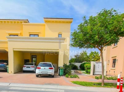 3 Bedroom Townhouse for Rent in Reem, Dubai - Must see villa | Single Row | Park unit