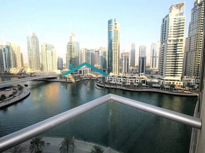 Exclusive | Full Marina View | Bright Apartment