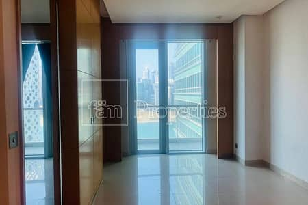 1 Bedroom Flat for Rent in Business Bay, Dubai - High floor|Modern|Canal & skyline views