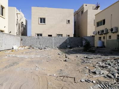 Plot for Sale in Al Helio, Ajman - 2907 sqft residential plot!!! second plot from the main road!!!