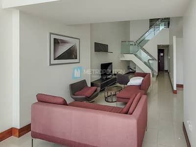 Duplex | Furnished 3 BR in Jumeirah Living