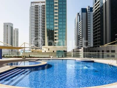 فلیٹ 1 غرفة نوم للايجار في جزيرة الريم، أبوظبي - شقة في برج وجه البحر شمس أبوظبي جزيرة الريم 1 غرف 65000 درهم - 5014091