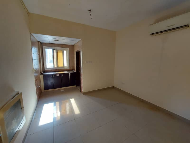Hot Offer, Luxury and Big Studio with Separate Kitchen close to Rameez Mall.