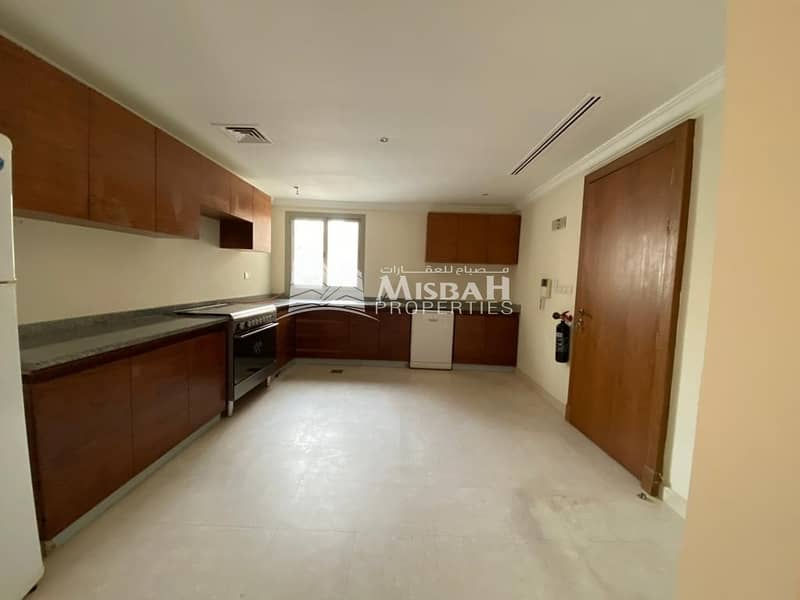 2 2 month free amazing 5 bedroom kitchen appliances villa for rent al barsha 1 gym pool maid room AED
