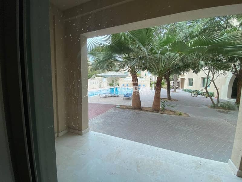 28 2 month free amazing 5 bedroom kitchen appliances villa for rent al barsha 1 gym pool maid room AED