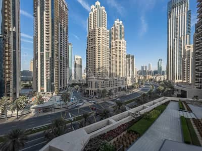 3 Bedroom Flat for Rent in Downtown Dubai, Dubai - Best Layout | Low floor | Balcony | Available