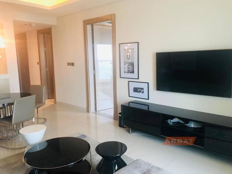 2 1 Bedroom | Burj Khalifa view | New Listing | Furnished
