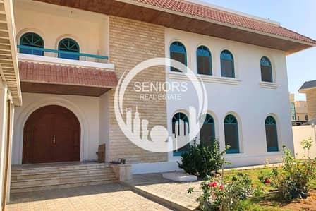 Remarkable 6 BR Villa in Khalifa City A.
