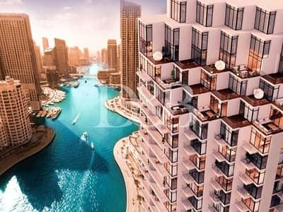 شقة 1 غرفة نوم للبيع في دبي مارينا، دبي - Never Lived In | Sea Views | Ready Now
