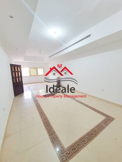 7 Bedroom Villa for Rent in Al Khalidiyah, Abu Dhabi - Spacious and well-lighted 7BR villa with private entrance