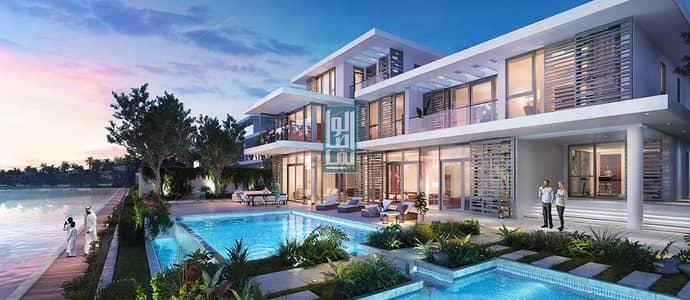 فیلا 4 غرف نوم للبيع في تلال الغاف، دبي - harmony villa 4-5 bedroom  hot price 3million dirham amazing community hand over 2023