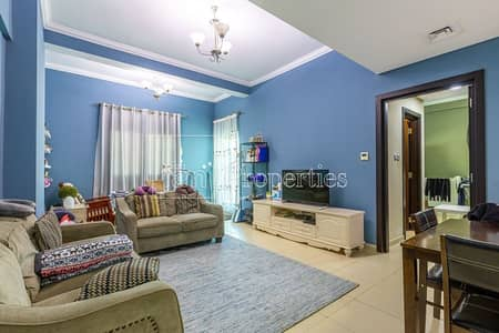 شقة 1 غرفة نوم للبيع في ليوان، دبي - 1BR New Finishing|Great Layout|H.Floor