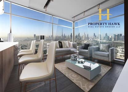 3 Bedroom Penthouse for Sale in Bur Dubai, Dubai - Premium Duplex Penthouse with Zabel Park View