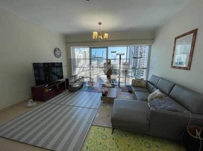 شقة 2 غرفة نوم للايجار في أبراج بحيرات الجميرا، دبي - 65 K / SABA TOWER 2/ 2 BEDS/ SHIKH ZAYED ROAD VIEW