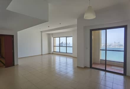 3 Bedroom Flat for Sale in Jumeirah Beach Residence (JBR), Dubai - Full Sea View - Lovely Layout - Mid Flr + Maids