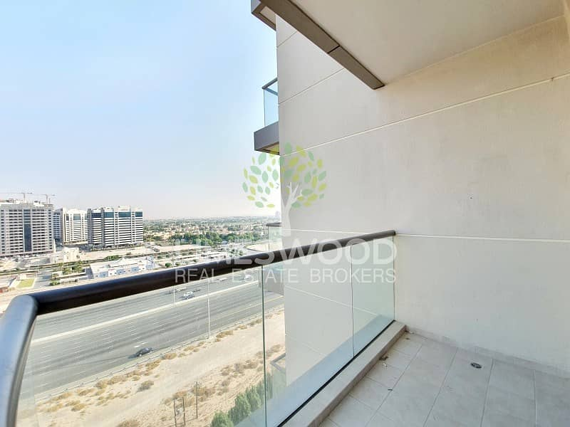 2 Golf View | High End | Big En suite 2 BR | Balcony