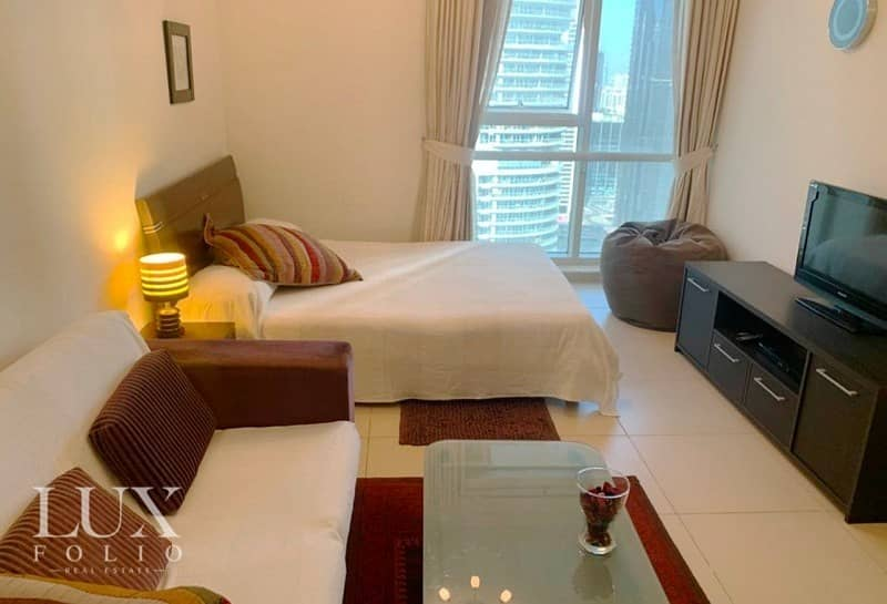 Amazing Fully Furnished Studio ready for rental