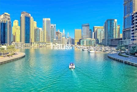 3 Bedroom Apartment for Sale in Dubai Marina, Dubai - Marina View | Large Balcony | Vacant