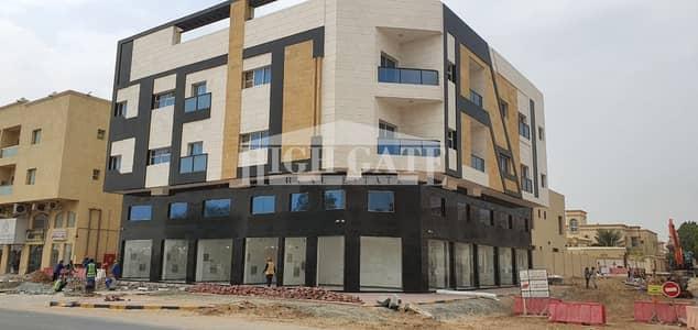 مبنى سكني  للبيع في المويهات، عجمان - GREAT INVESTMENT!!  G + 2 building Mowaihat-03