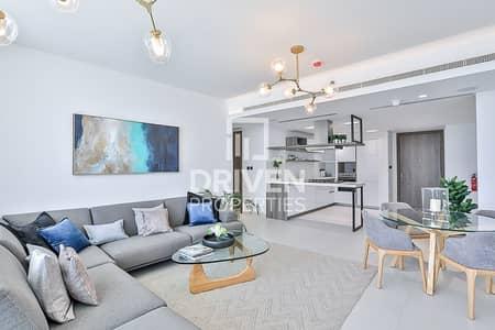 بنتهاوس 2 غرفة نوم للايجار في نخلة جميرا، دبي - High-End Penthouse with Partial Sea View