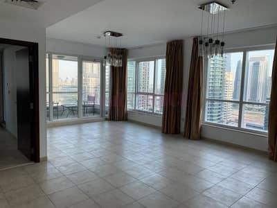 2 Bedroom Flat for Rent in Dubai Marina, Dubai - Panoramic View | Spacious Layout | Chiller Free