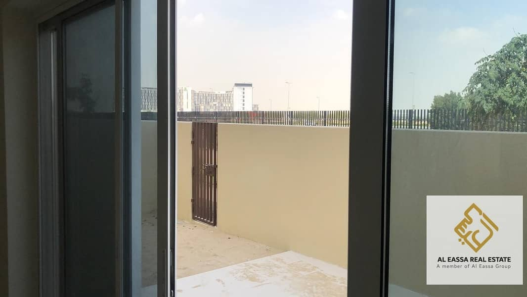 2 BR ground floor apartment for rent