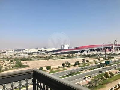 2 Bedroom Flat for Rent in Yas Island, Abu Dhabi - Fantastic Ferrari views and great facilities