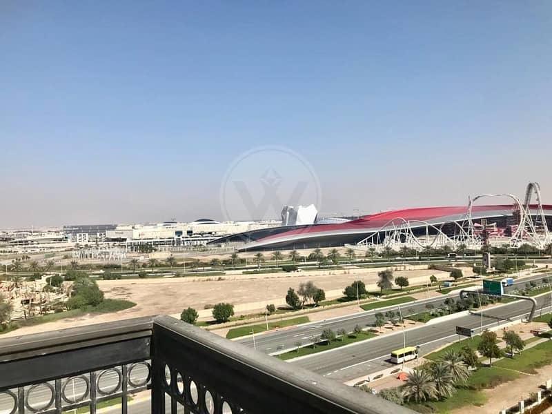 Fantastic Ferrari views and great facilities
