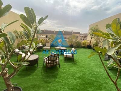 فلیٹ 3 غرف نوم للايجار في موتور سيتي، دبي - Superb 3 BHK Apart With Garden /Community Facing Well Maintained  Property