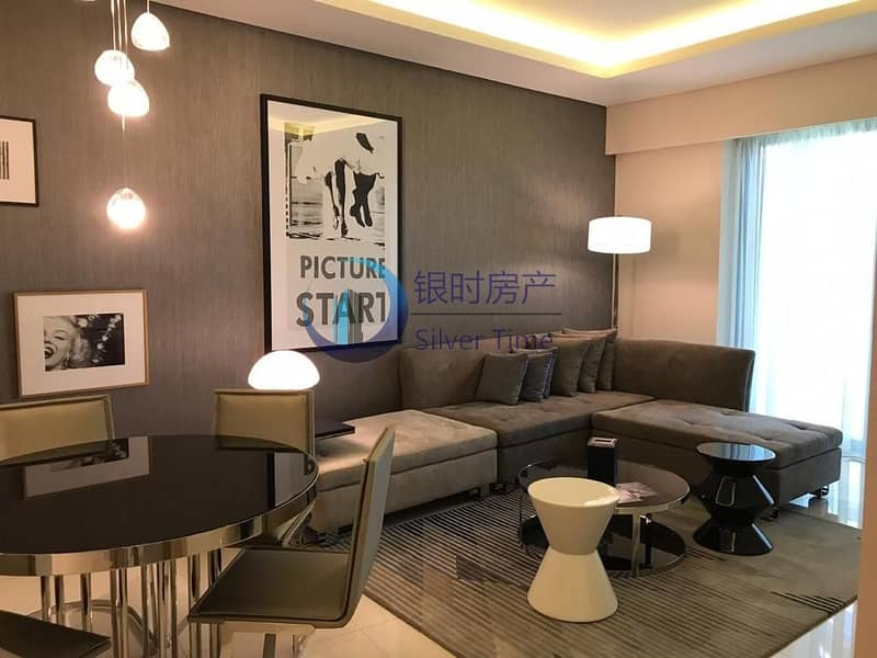 All Inclusive | High Floor | Fully Furnished| Paramount B