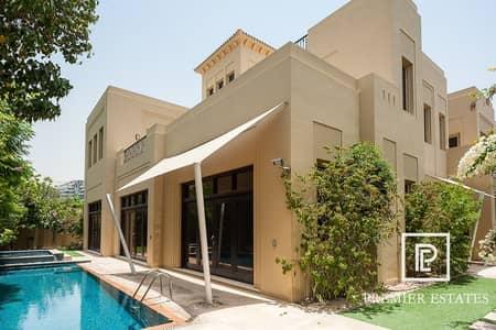 5 Bedroom Villa for Sale in Al Barari, Dubai - Spacious Luxury Villa | 5Br | Vacant November