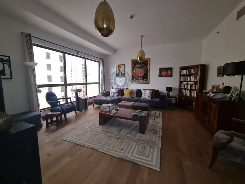 Best Deal 3BHK + Maid For Sale  In JBR Just Listed