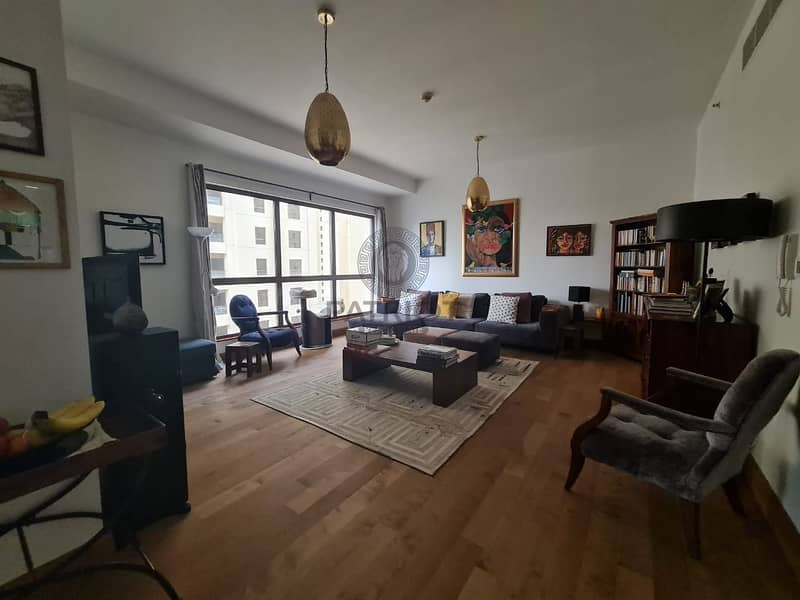 2 Best Deal 3BHK + Maid For Sale  In JBR Just Listed