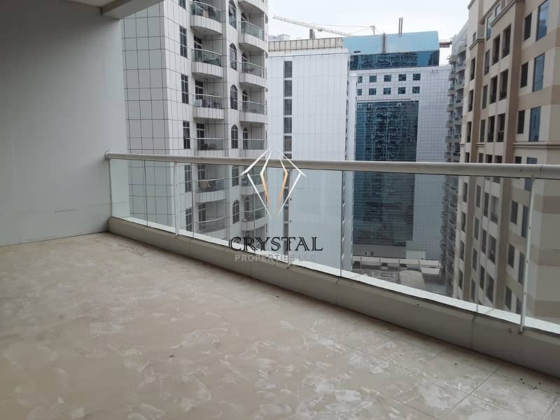 2 Best Location | Large 1BR | Huge Balcony | Tecom