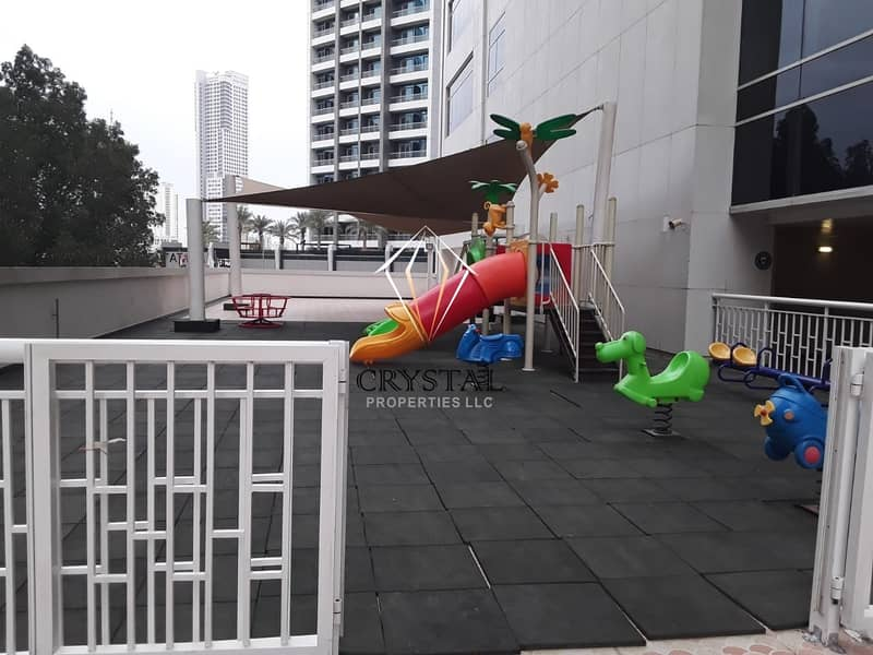 17 Best Location | Large 1BR | Huge Balcony | Tecom