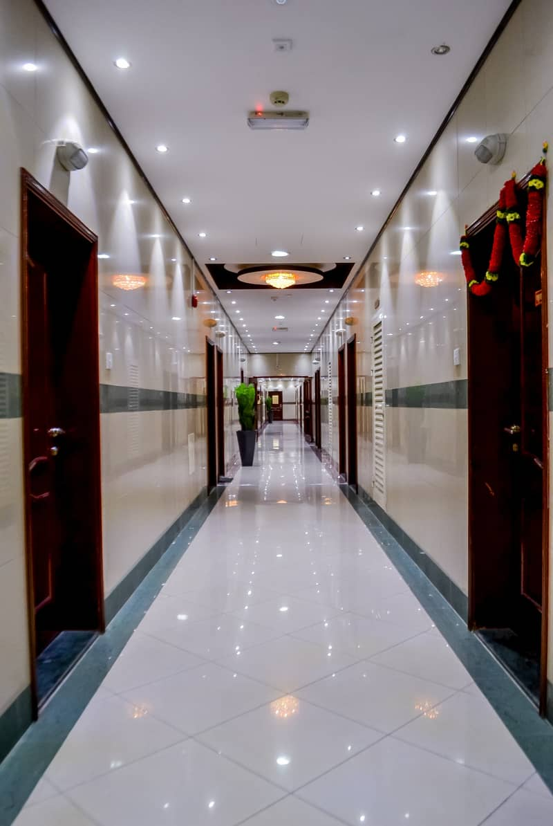 12 Easy access to Dubai | Huge 1BHK | Family only