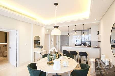 فلیٹ 1 غرفة نوم للايجار في نخلة جميرا، دبي - Full Sea View | Beach Access | Vacant | Furnished