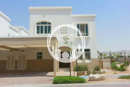 3 Bedroom Villa for Sale in Al Ghadeer, Abu Dhabi - Corner 3 1 Bedroom villa with rental back